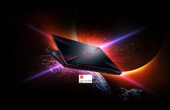 ASUS presenta su más reciente lanzamiento, el ASUS TUF Gaming FX504