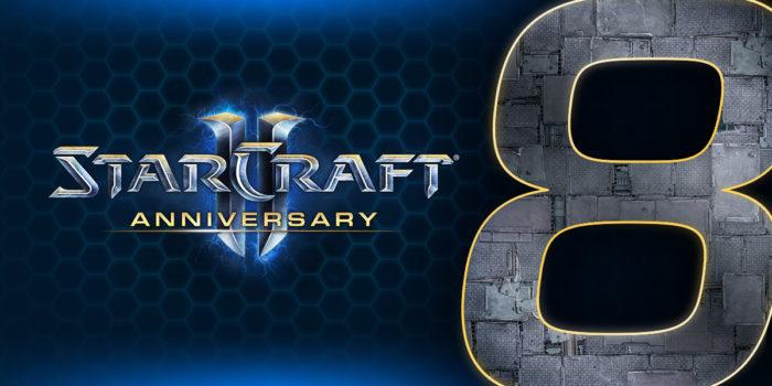 Aniversario de StarCraft II, parche de StarCraft: Remastered y fin de semana gratuito de Overwatch [BLIZZARD]