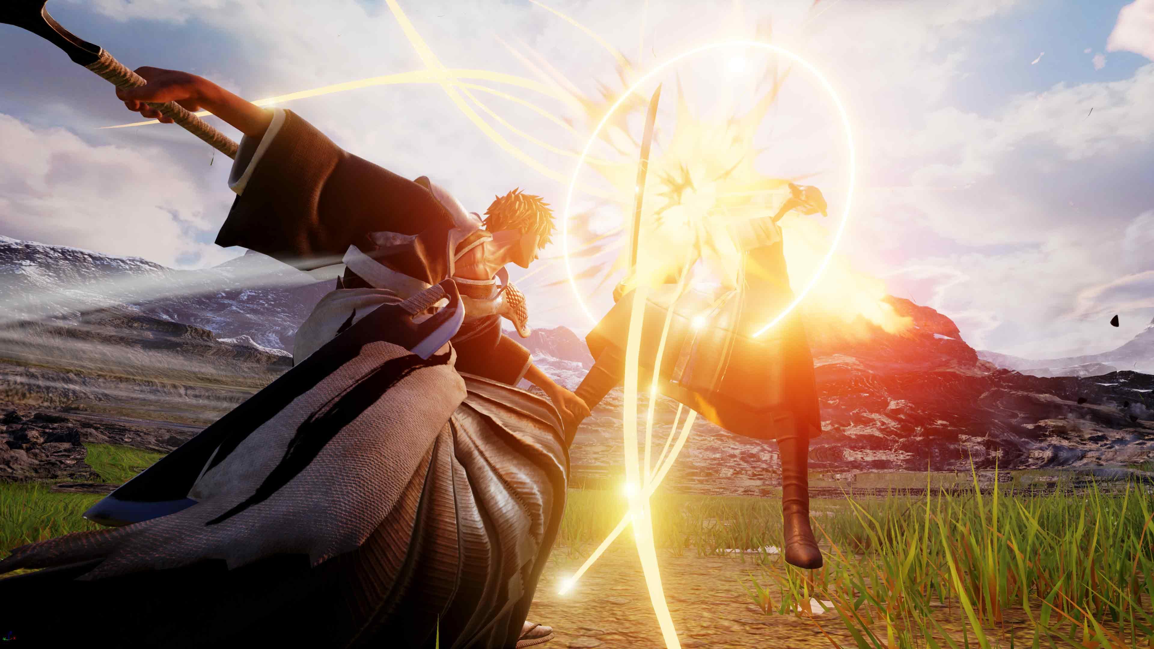 Ichigo, Rukia, y Aizen de BLEACH se suman JUMP FORCE