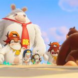 Donkey Kong Adventure Mario + Rabbids Kingdom Battle ya está disponible