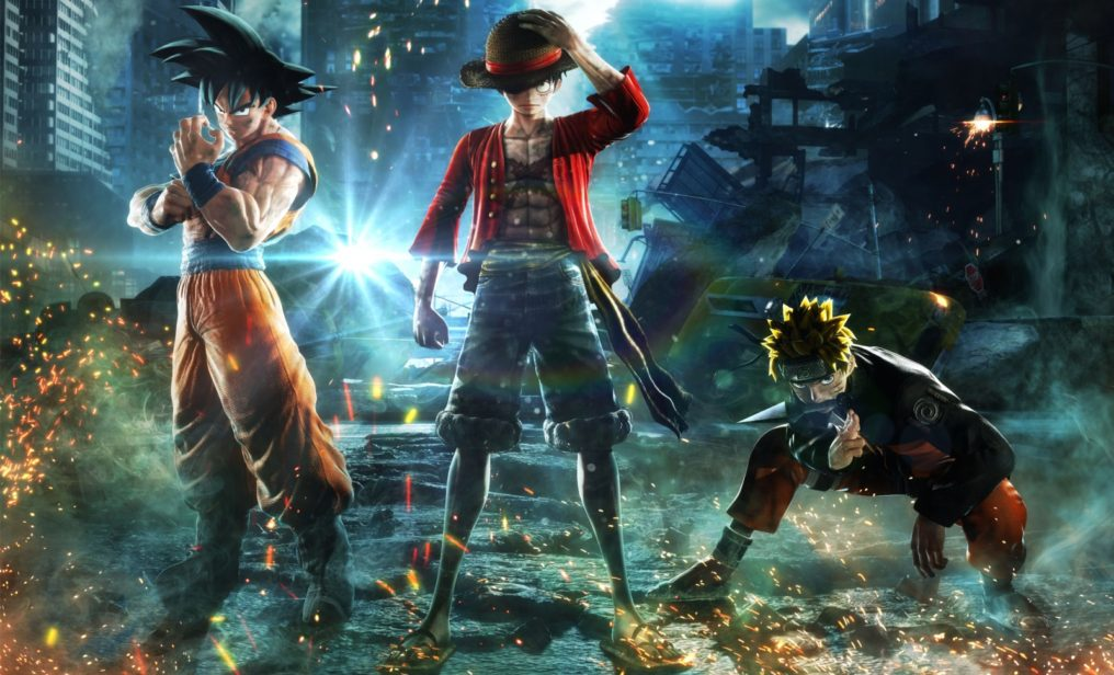 JUMP FORCE tendrá beta abierta este mes para Xbox One y PS4