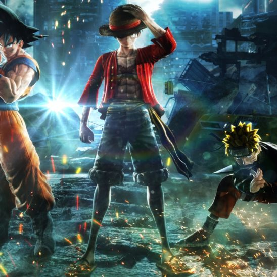 JUMP FORCE ya disponible y con una promo de Fanta