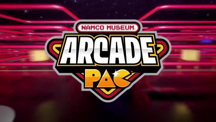 Tráiler de Namco Museum Arcade Pac para Nintendo Switch