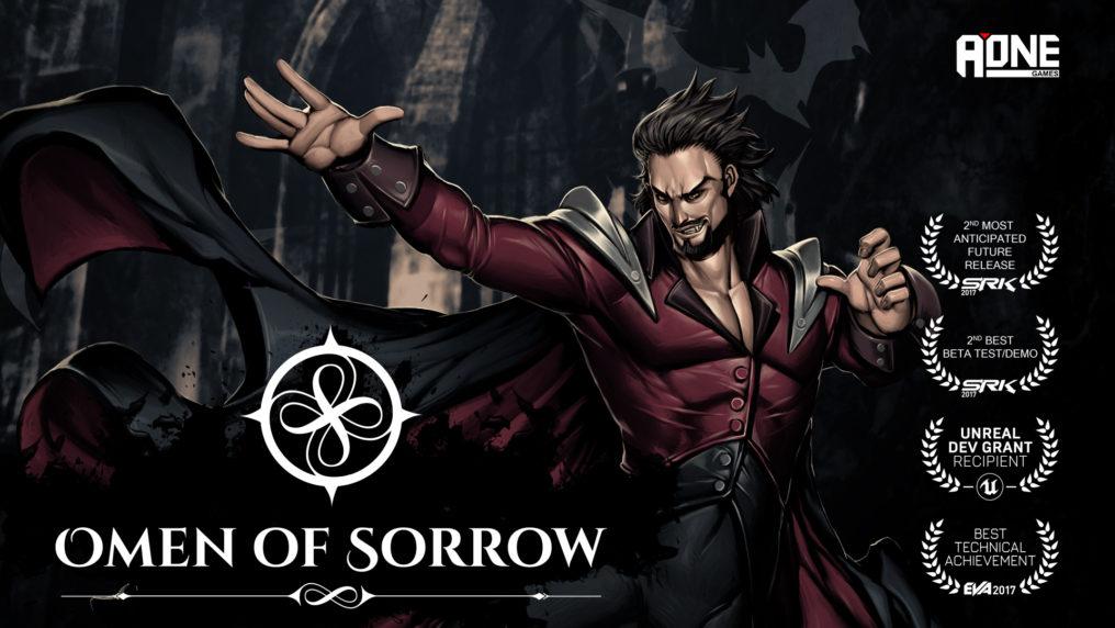 Omen of Sorrow tendrá su pre-lanzamiento en FestiGame 2018
