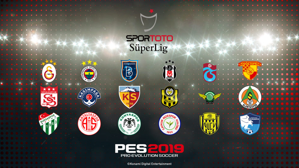 Demo de PES 2019 ya disponible en PC, Xbox One y PS4
