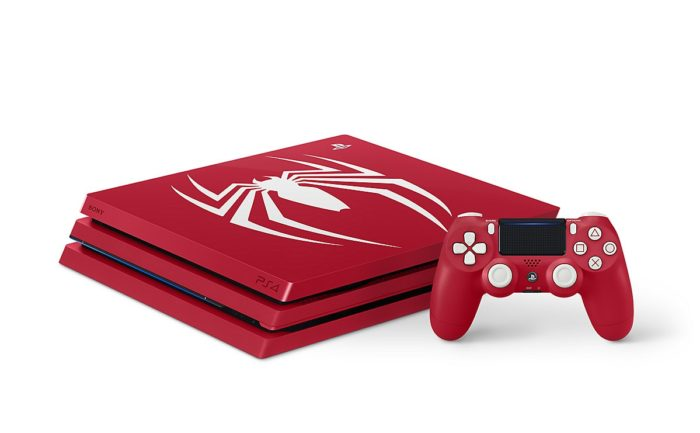 Bundle de Spider-Man PS4 Pro llegará a Latinoamérica