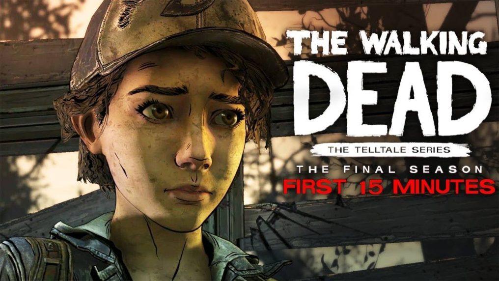 Mira los primeros 15 minutos de The Walking Dead: The Final Season