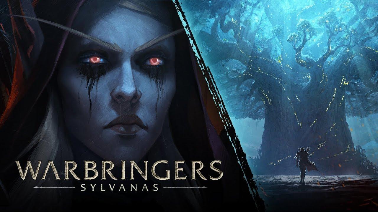 """Segundo corto animado de Warbringers: """"Sylvanas"""" y Guerra de las Espinas: Capítulo 2"""