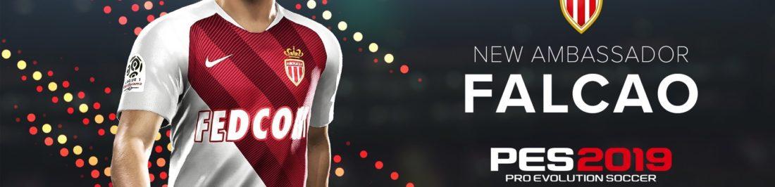 Radamel Falcao, RANGERS F.C y Gary Medel entre las nuevas noticias sobre PES 2019