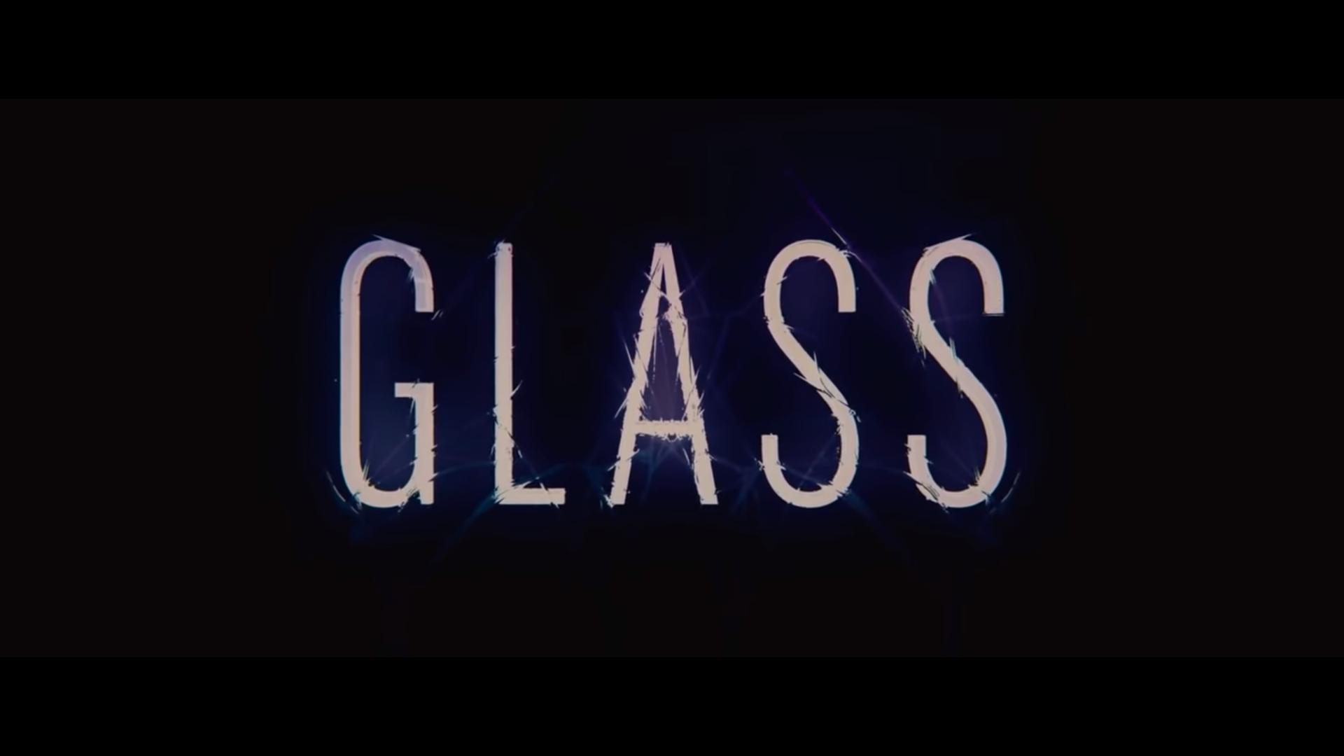 Mira el primer tráiler de la película Glass