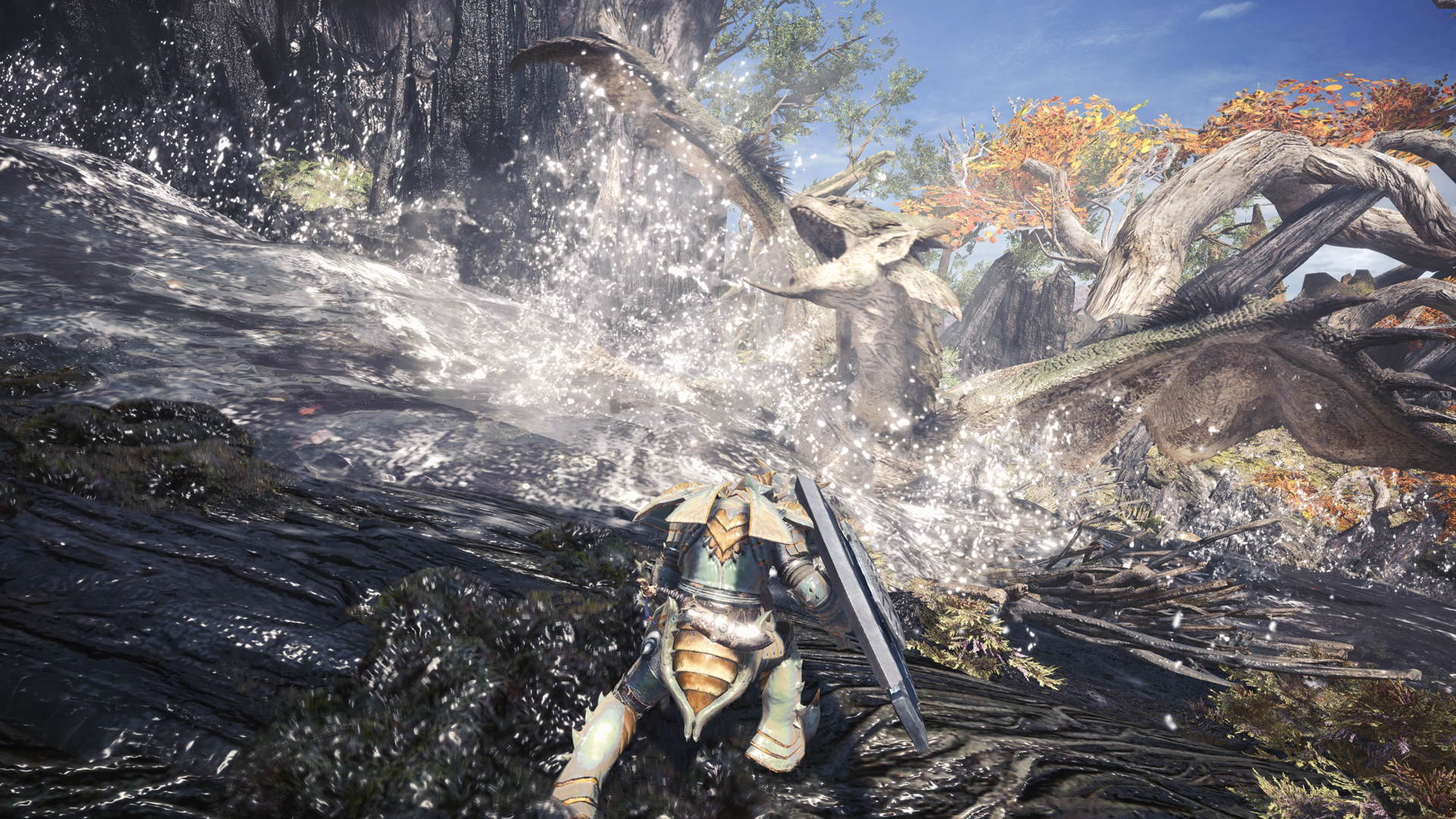 El anuncio de Monster Hunter: World para PC es agradable y decepcionante a la vez