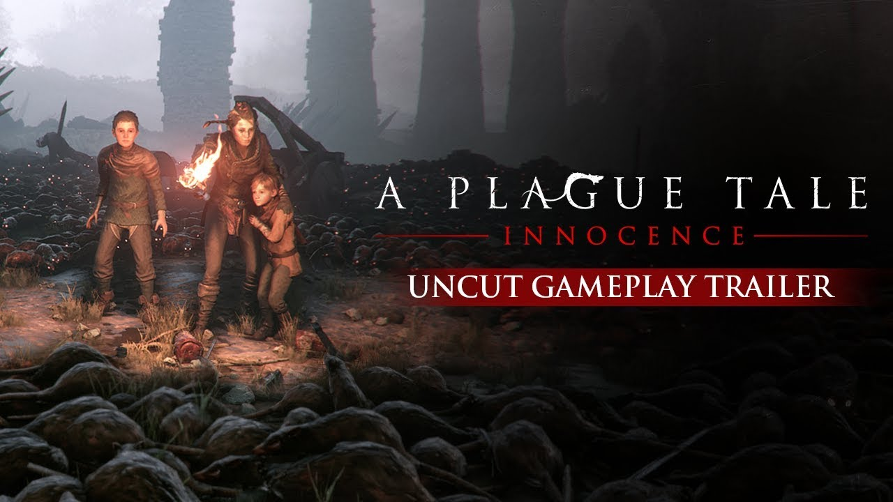 Mira 16 minutos del interesante A Plague Tale: Innocence