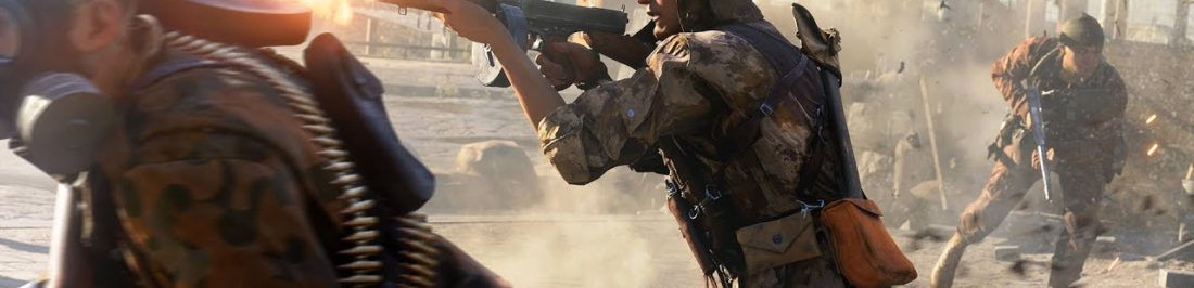 Nuevo trailer gameplay de Battlefield V