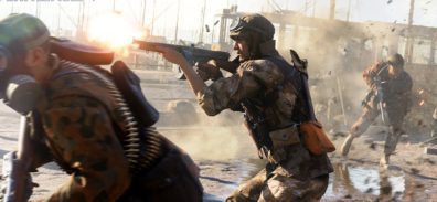 Nuevo trailer gameplay de Battlefield V