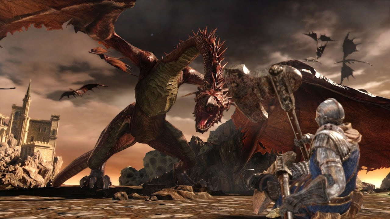 DARK SOULS Trilogy anunciado para PS4 y Xbox One [VIDEO]