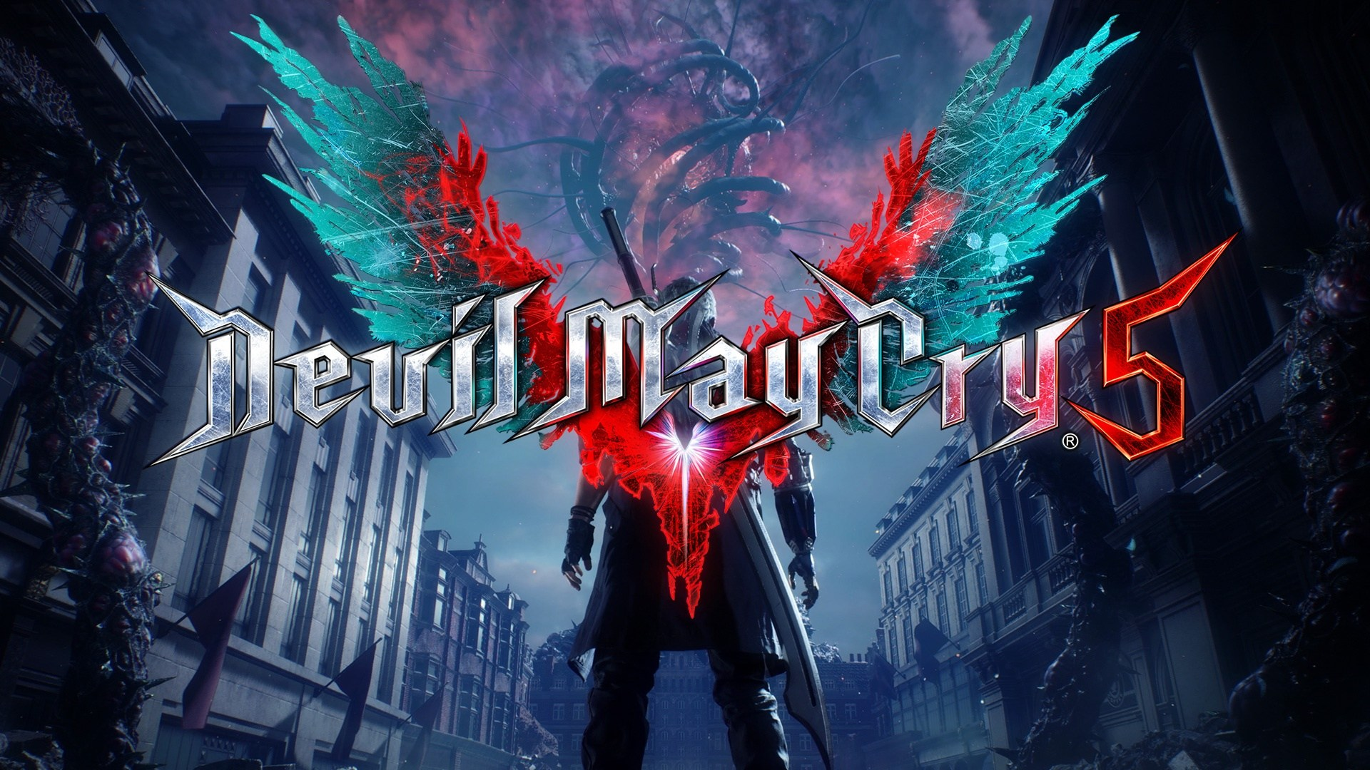 Devil May Cry 5 ya se encuentra disponible