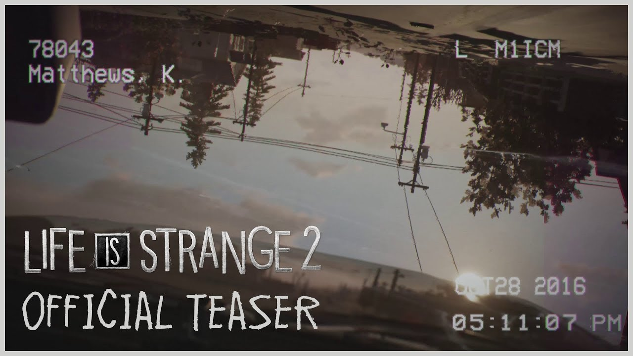 Mira el primer teaser de Life is Strange 2 [VIDEO]