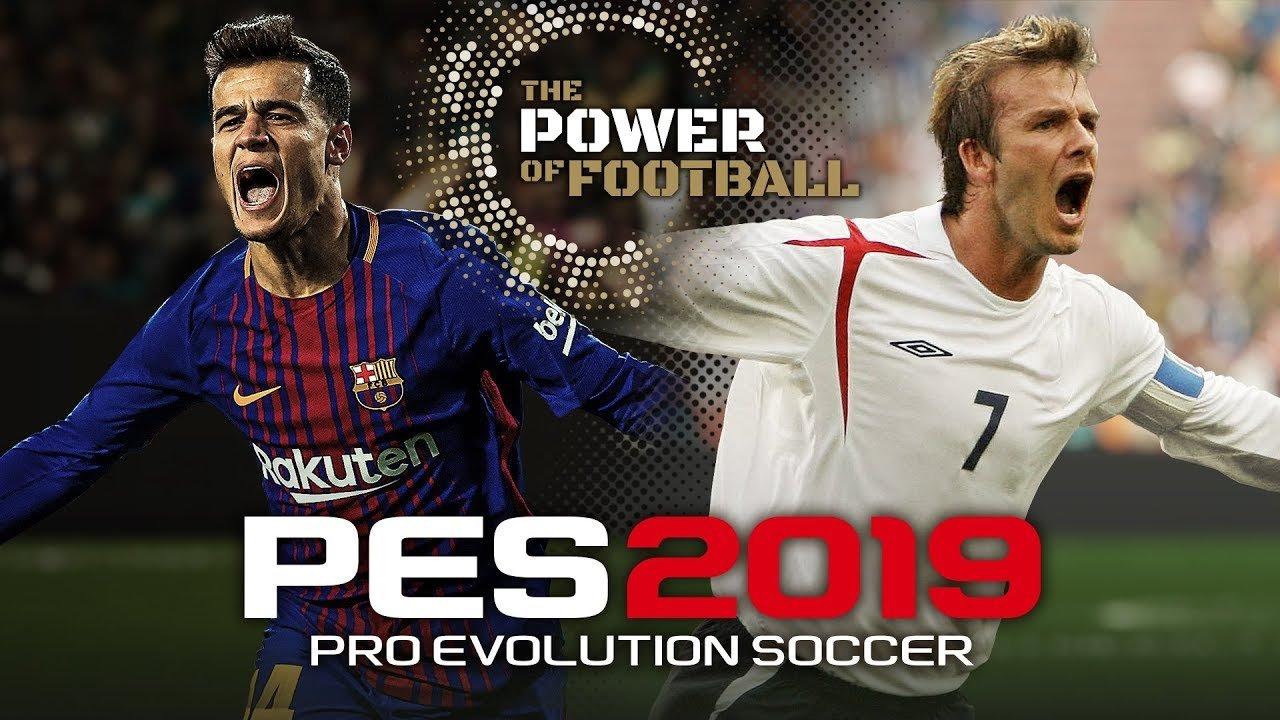 PES2019 ya se encuentra disponible en toda América