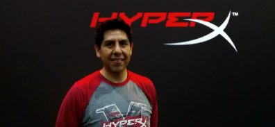 Entrevista con Aurelius Martínez, Gerente de productos para Consolas de HyperX