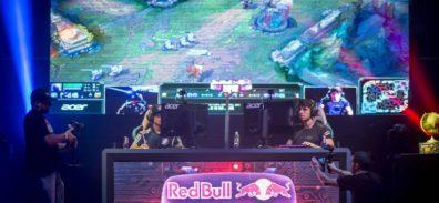 Hoy es la final del Red Bull Player One 2018