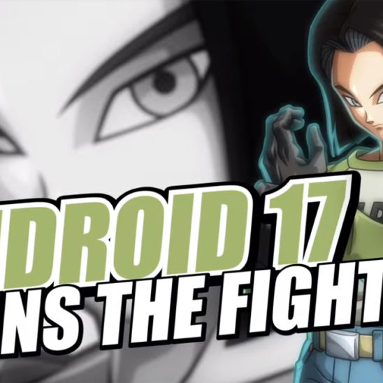 Androide Número 17 se une a DRAGON BALL FighterZ