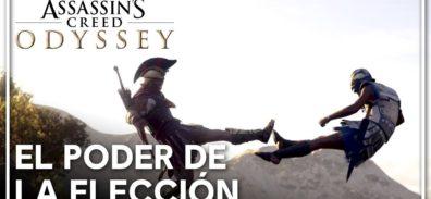 Nuevo tráiler de Assassin's Creed Odyssey destaca el sistema de decisiones