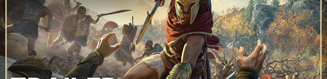 Trailer de lanzamiento de Assassin's Creed Odyssey