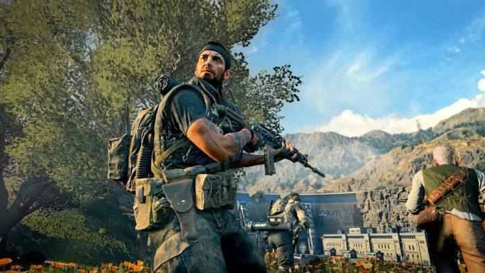 Tráiler de Blackout, el Battle Royale de Call of Duty: Black Ops 4