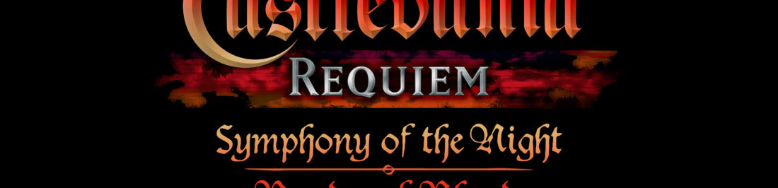 Castlevania Requiem: Symphony of the Night y Rondo of Blood llegan a PlayStation