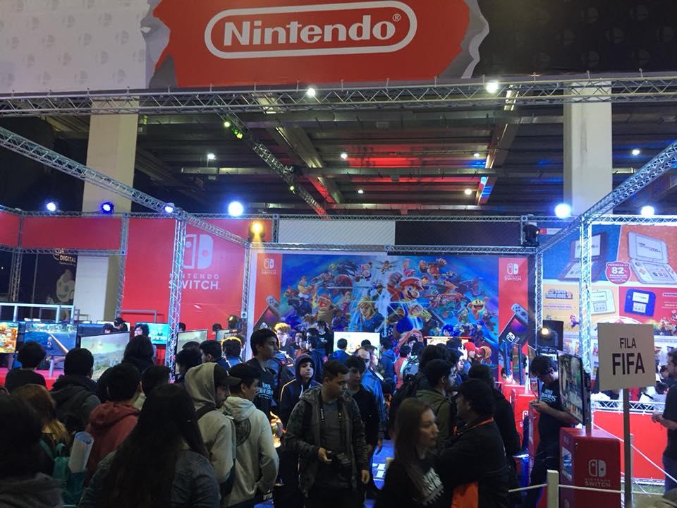 Lagzero entrevista a Pilar Pueblita de Nintendo Latinoamérica
