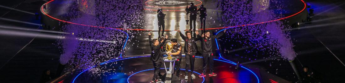 Infinity Esports se corona campeón de Latinoamérica