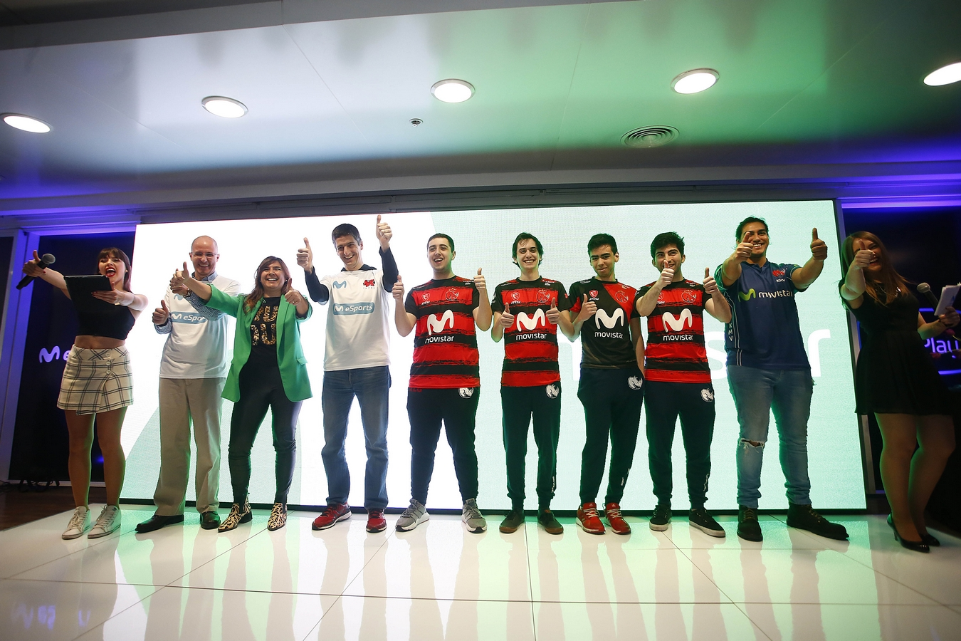 Movistar Chile presenta primer canal dedicado al eSports
