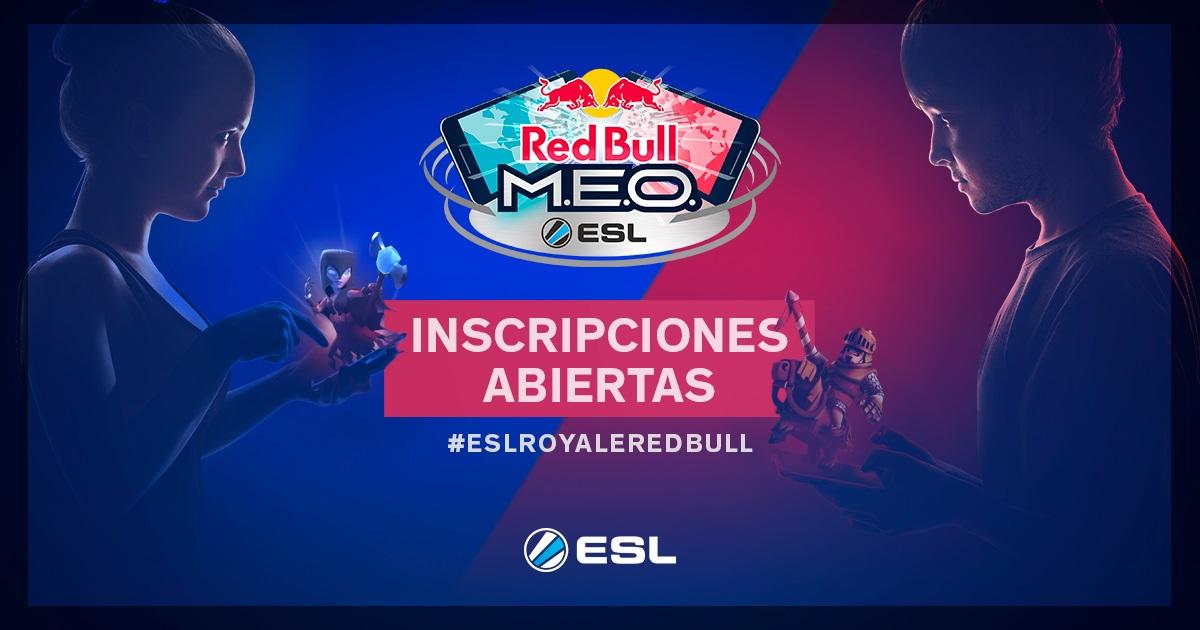 Red Bull M.E.O. by ESL a punto de abrir sus puertas en Chile