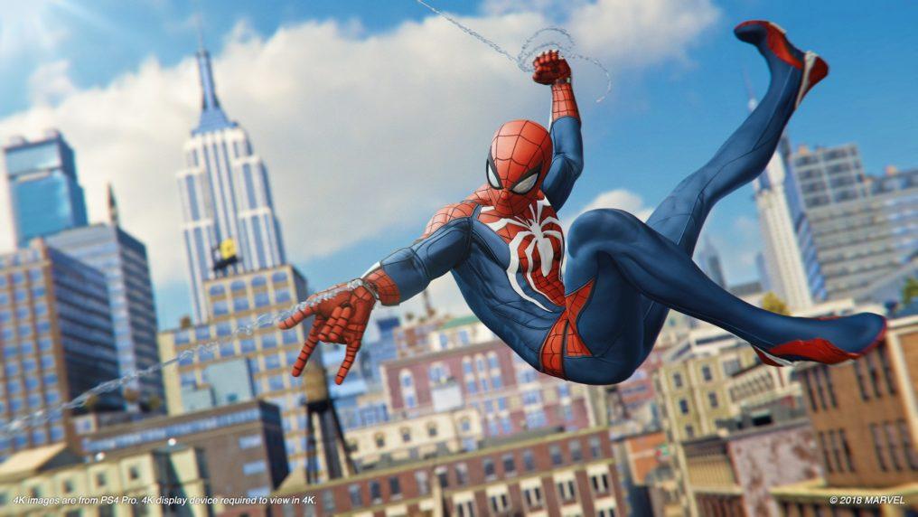 Marvel's Spider-Man ya se encuentra disponible