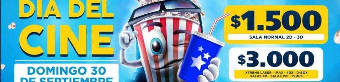 Este domingo 30 de septiembre se celebra el Día del Cine