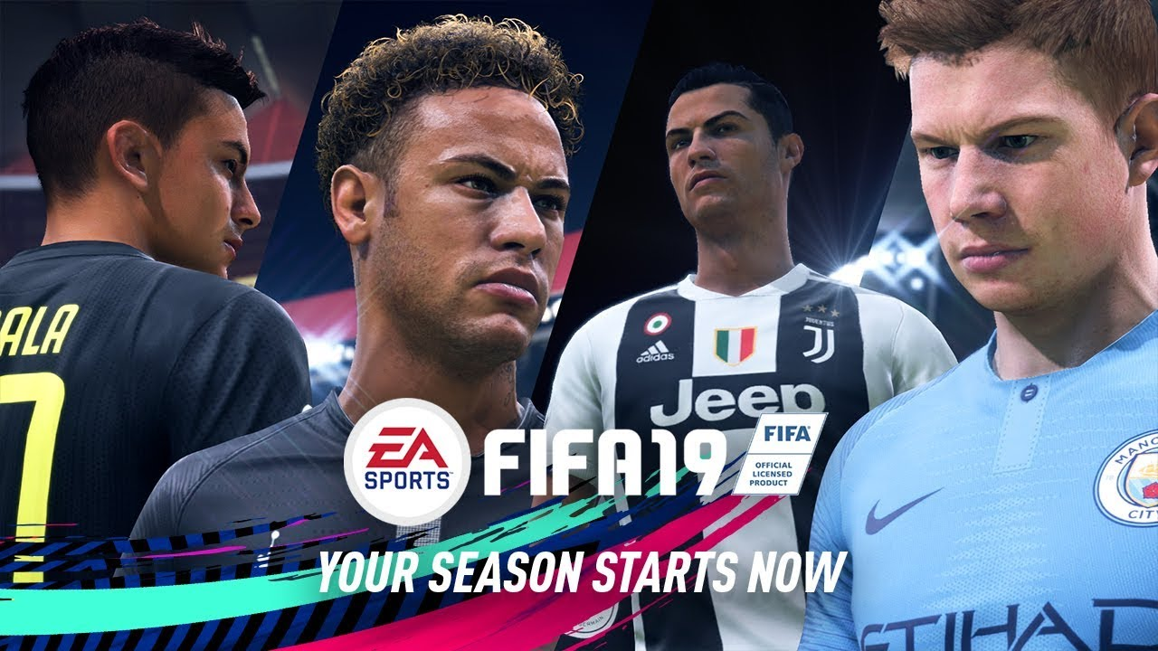 Demo de FIFA 19 ya disponible para PS4, Xbox One y PC