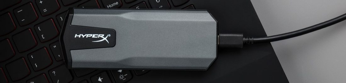 HyperX anuncia sus nuevos FURY RGB SSD y SAVAGE EXO SSD