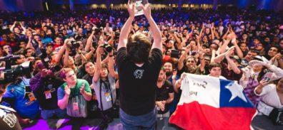 Roban set de entrenamiento a campeón chileno de EVO 2015