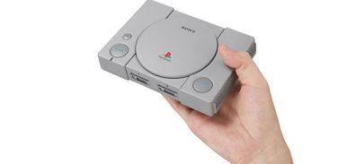 Sony anuncia oficialmente la PlayStation Classic