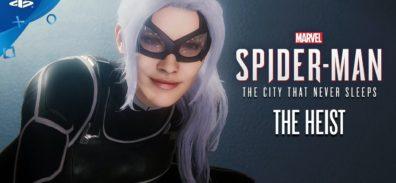 Black Cat protagoniza el primer DLC de Marvel's Spider-Man