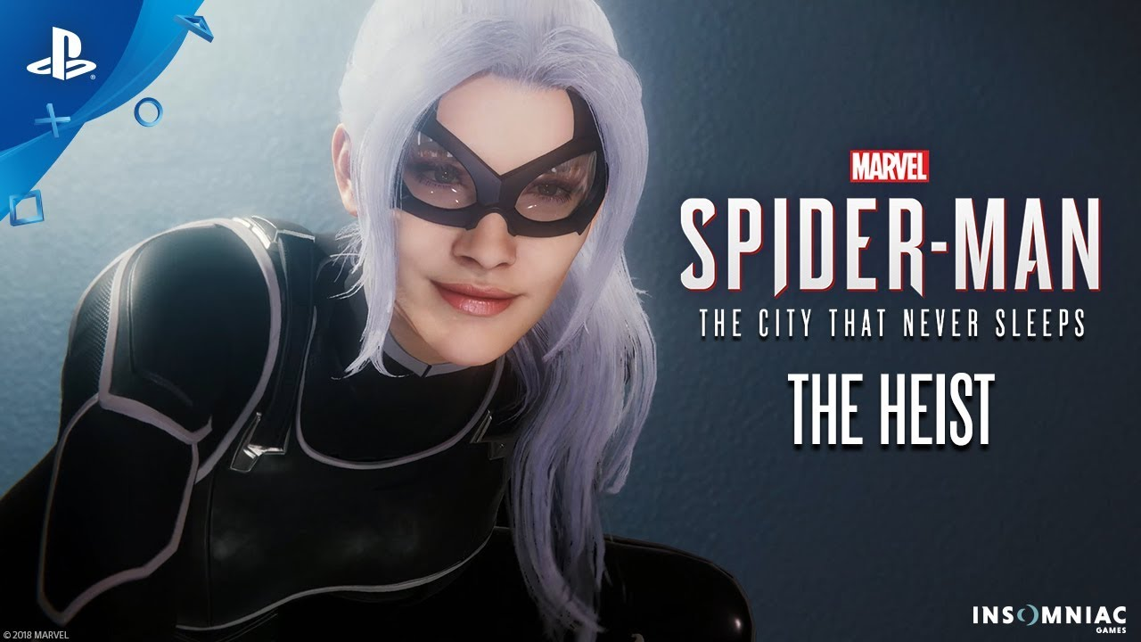 Black Cat protagoniza el primer DLC de Marvel's Spider-Man
