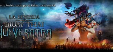 Llega a Chile la película Nueve Satra: La Leyenda Del Muay Thai