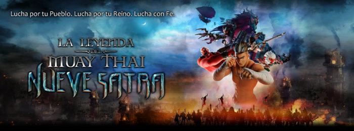 Gana entradas para ver 9 Satra: La Leyenda del Muay Thai