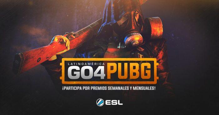 ESL Latinoamérica anuncia el torneo GO4PUBG