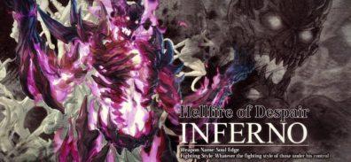 SOULCALIBUR VI revela un nuevo personaje: Inferno