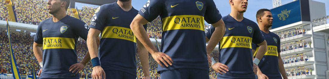 ¿Cómo afecta esto a FIFA? PES 2019 obtiene licencia exclusiva de Boca Juniors