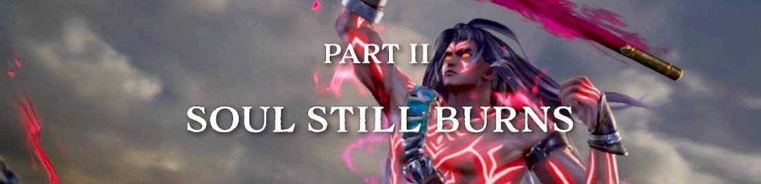 Mira la 2da parte del docu SOULCALIBUR VI's Souls and Swords