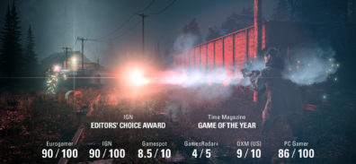 Alan Wake vuelve a Steam y además con tremendo descuento