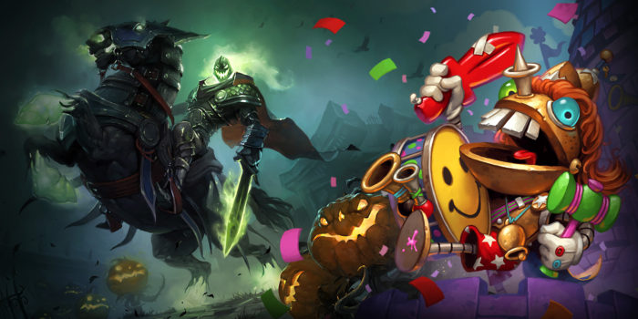 Halloween llega a la taberna de Hearthstone