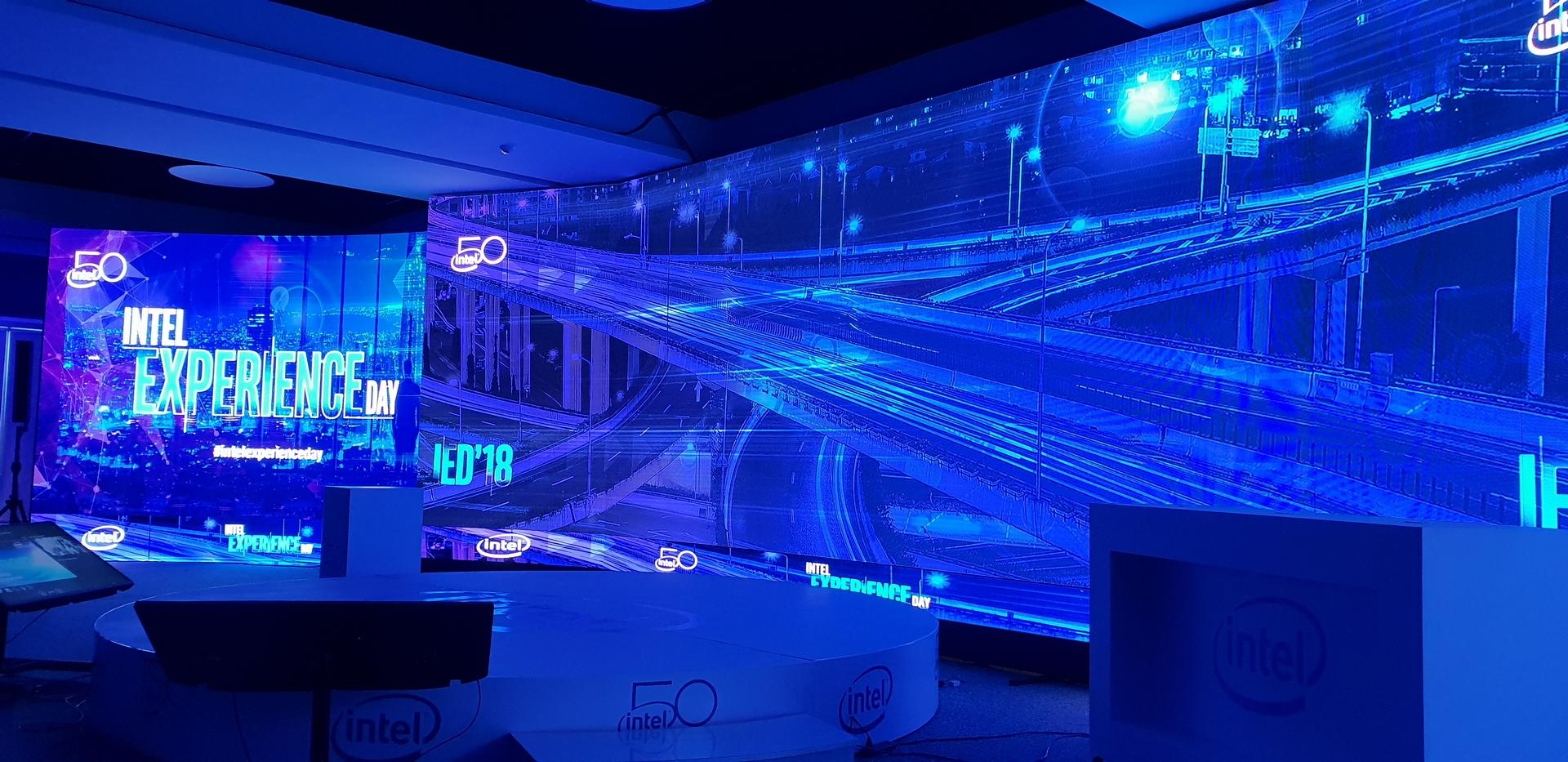 Intel celebró sus 50 años en el IntelExperienceDay Chile 2018